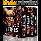 The Biker Series (Books 1-4) MC Biker/Bad Boy Romance