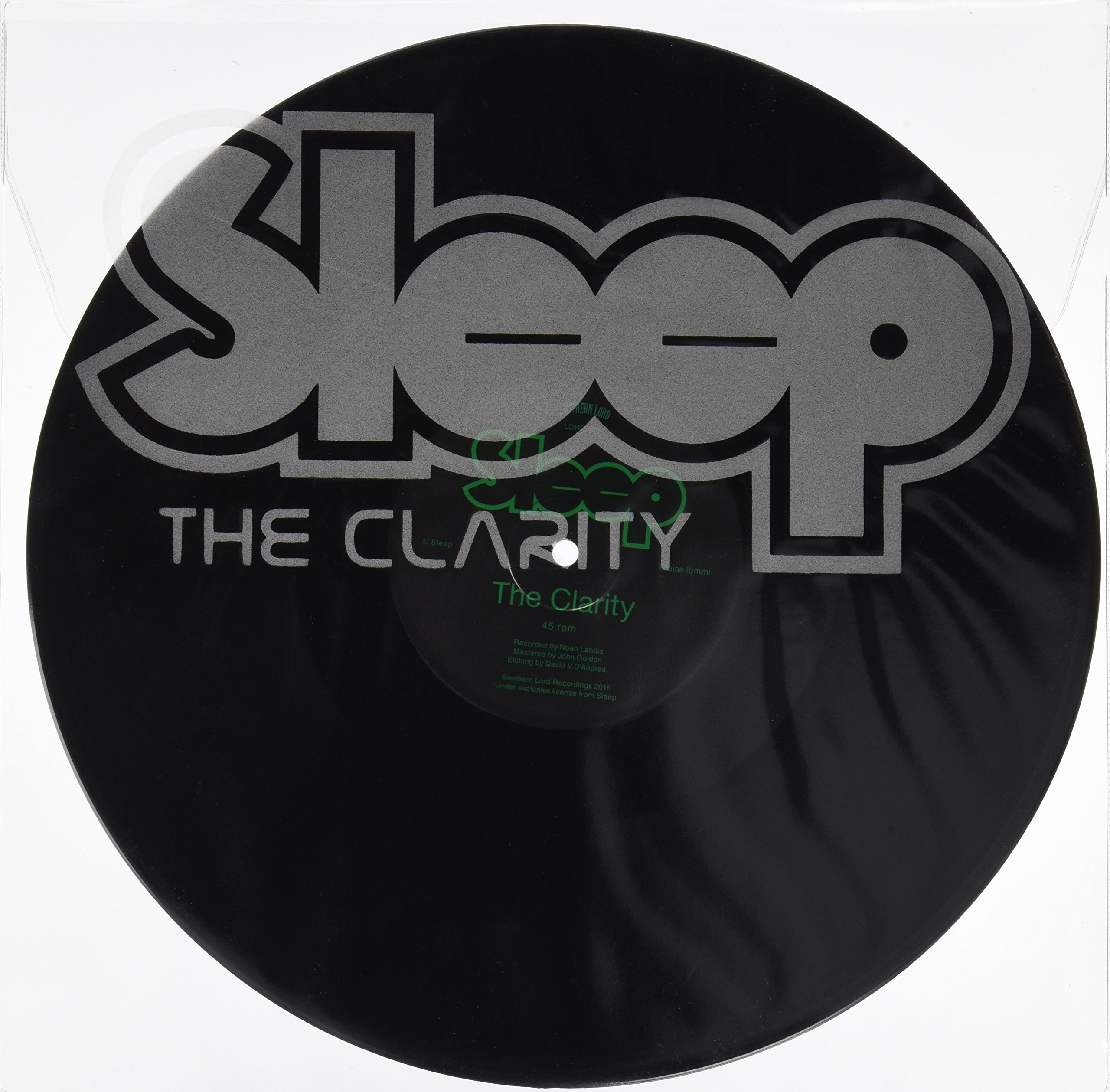 Vinilo : Sleep - The Clarity (Limited Edition, Red)