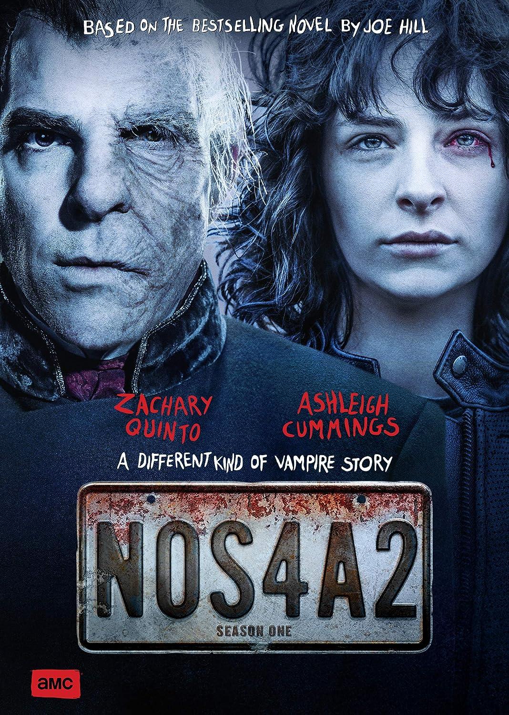 Amazon.com: NOS4A2: Series 1 [Blu-ray]: Ashleigh Cummings, Zachary ...