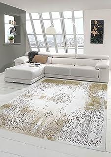 Traum Designer Teppich Moderner Teppich Wollteppich Meliert ...