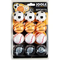 JOOLA - Juego de Pelotas de Tenis de Mesa (40 mm, Calidad de Entrenamiento de 3 Estrellas)