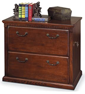 Exceptional Kathy Ireland Home By Martin Huntington Oxford 2 Drawer Lateral File Cabinet,  Burnish Finish