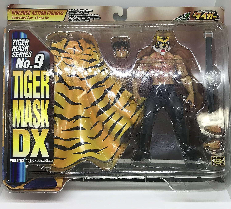 タイガーマスク DX 限定血飛沫ver アクションフィギュア B0029Y8NHC