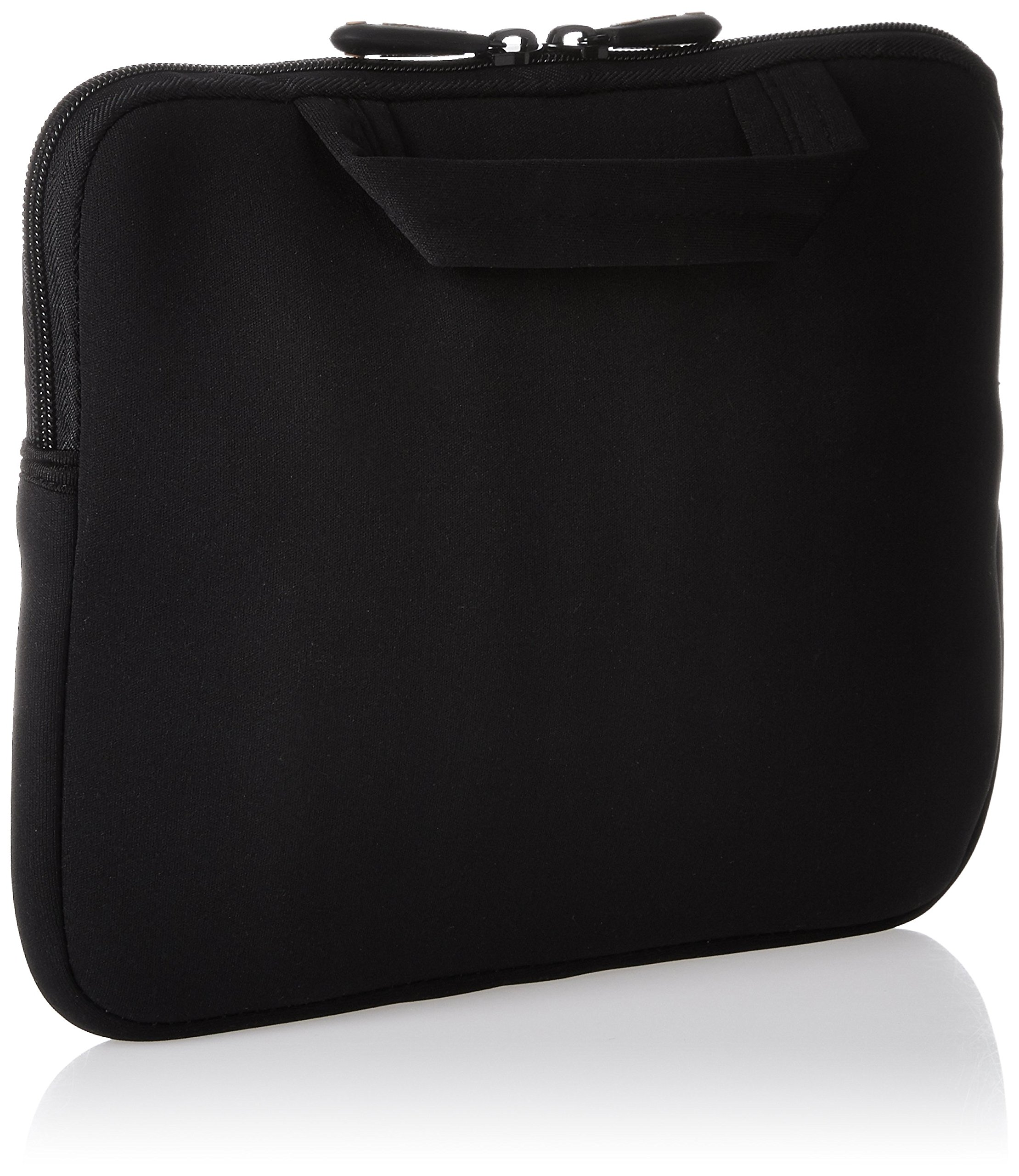 AmazonBasics iPad Air and Netbook Bag with Handle Fits 7 to 10-Inch Tablets (Black) by AmazonBasics (Image #3)