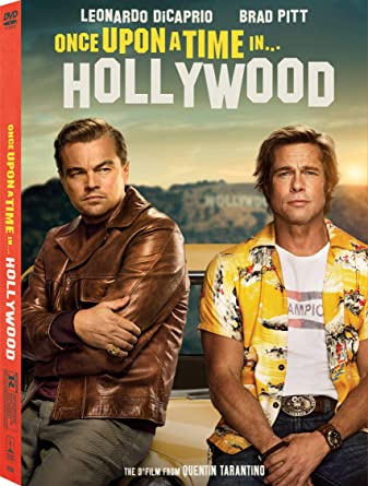 Amazon Com Once Upon A Time In Hollywood Leonardo Dicaprio Brad Pitt Margot Robbie Emile Hirsch Margaret Qualley Timothy Olyphant Julia Butters Austin Butler Dakota Fanning Bruce Dern Mike Moh Luke Perry Damian