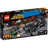 LEGO 76045 DC Comics Super Heroes Kryptonite Interception Superhero Toy