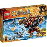 Lego Legends Of Chima 70225 Bladvics Rumble Bear Building Kit