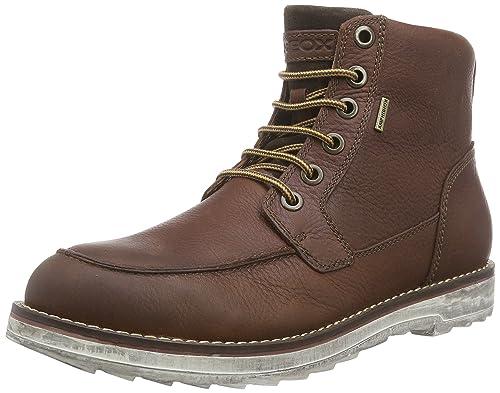 Geox U SHOOVY WP C, Mocasines para Hombre, Braun (BROWN/CHESTNUTC6038), 41 EU: Amazon.es: Zapatos y complementos