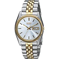 Seiko 男士 SGF204 不锈钢双色手表