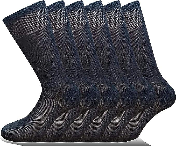 6 paia Calza Corta,Calzini in Filo di Scozia Calzino Corto SAGITTARIO Calze Corte In Filo Di Scozia Da Uomo Artigianali Made in Italy