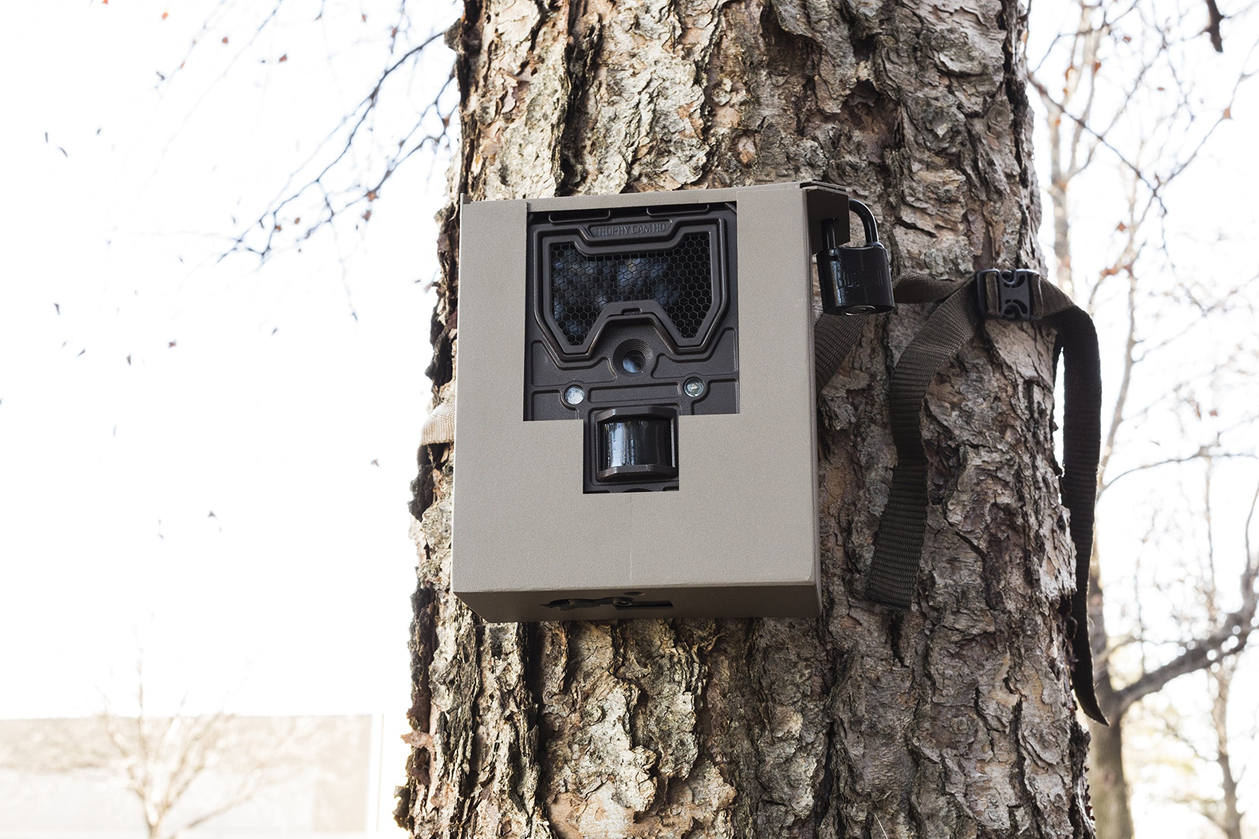 Bushnell Bear Safe Security Case for 2014 Trophy Cam HD Max Trail Camera