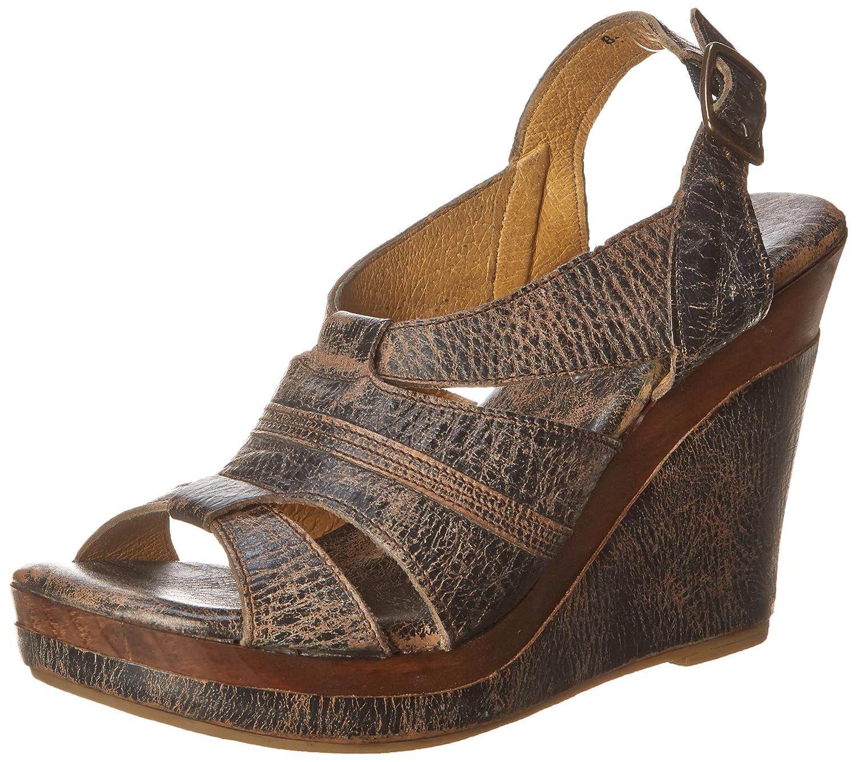 Amazon Bed Stu Womens Gayle Wedge Sandal