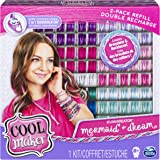 Cool Maker, KumiKreator Friendship Bracelet and Necklace Activity Kit Mermaid and Dream Multicolor