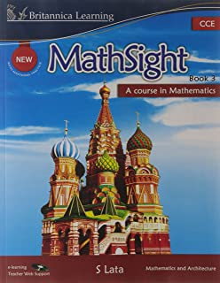 Buy New MathSight (CCE Edition) Class - 1 Book Online at Low Prices