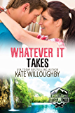 Whatever It Takes: (An In the Zone San Diego Barracuda Novella) (Camp Firefly Falls Book 14)