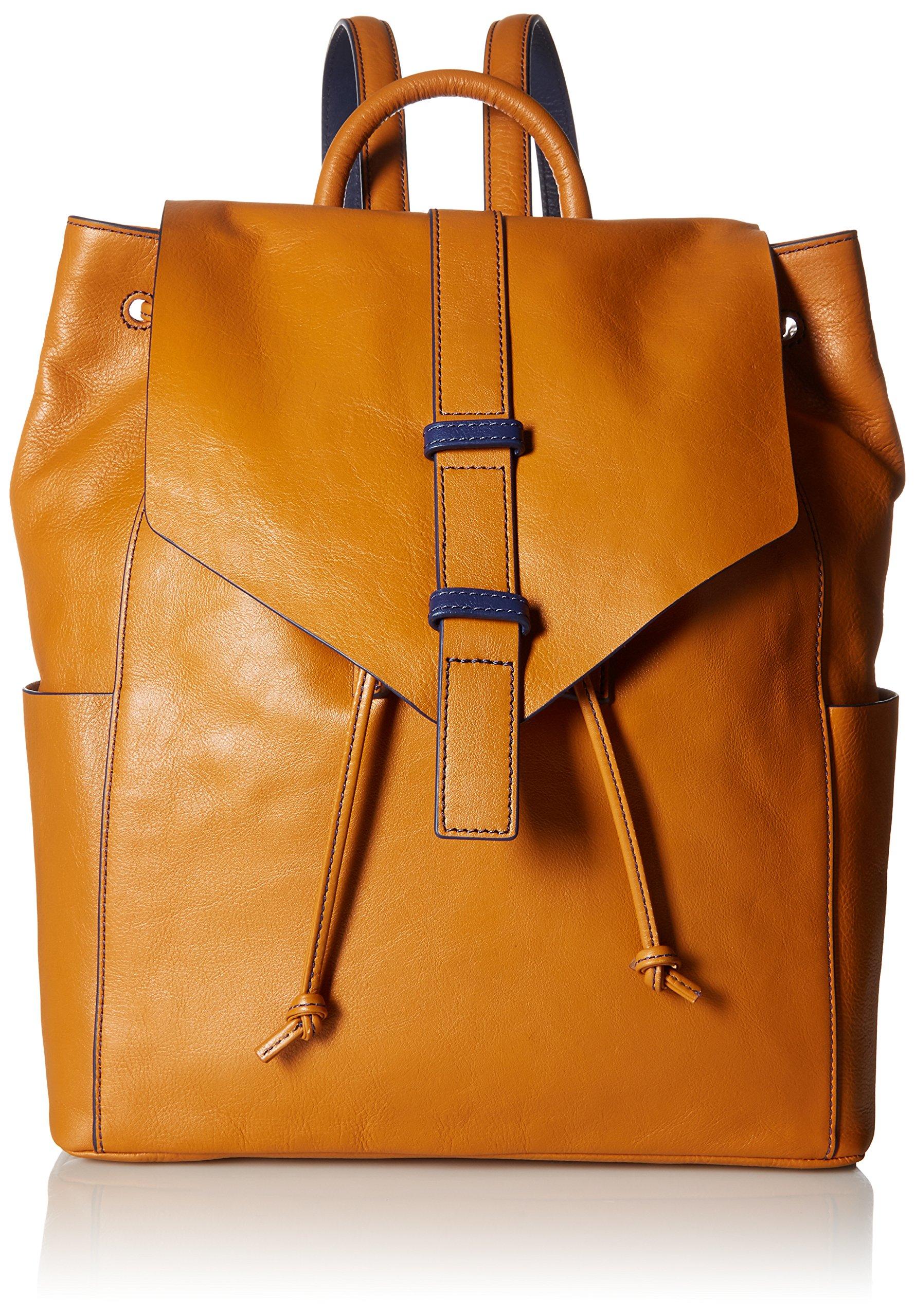 Vera Bradley Women's Big Sky Backpack, Golden Tan