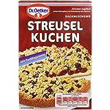 Dr Oetker Apfel Streusel Schnitte 355 G Amazon De Lebensmittel