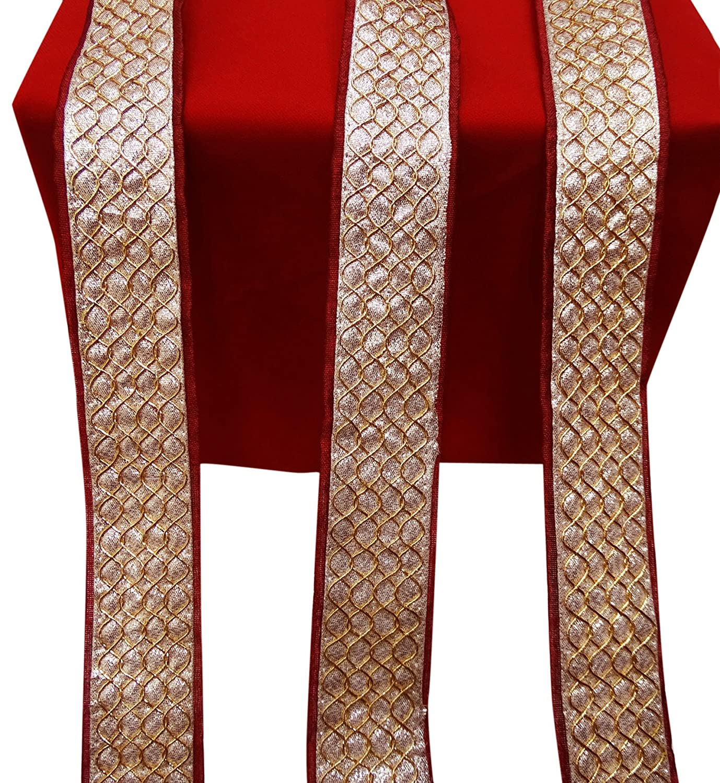 Amazon.com: Étnico Indio De Bricolaje Costura Craft – Cenefa ...