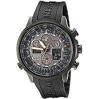 Citizen Mens Eco-Drive Navihawk Atomic Timekeeping Watch Deals