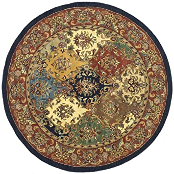 round area rugs target home depot canada rug sizes heritage collection handmade traditional oriental burgundy wool
