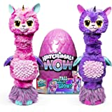 "Hatchimals Wow, Llalacorn 32"" Tall Interactive Hatchimal with Re-Hatchable Egg (Styles May Vary)"