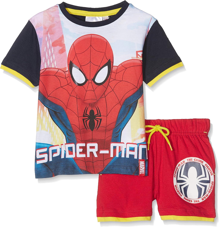Spiderman Boys Sportswear Set
