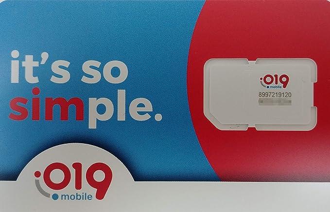 Triple corte tarjeta prepago israelí simcard Nano/Micro/Usim: Amazon.es: Electrónica
