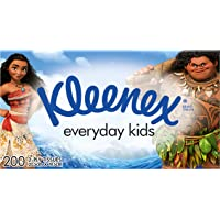 KLEENEX Facial Everyday Kleenex Everyday Kids Facial Tissues, 200 sheets