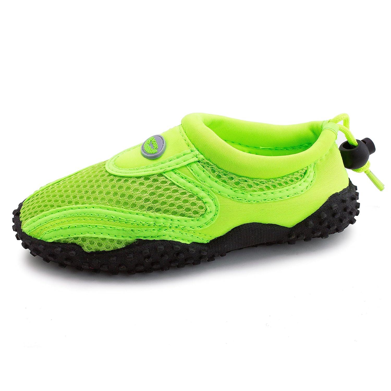 Toddler//Little//Big Kid Easy USA Unisex Boys Girls Outdoor Aqua Water Shoes