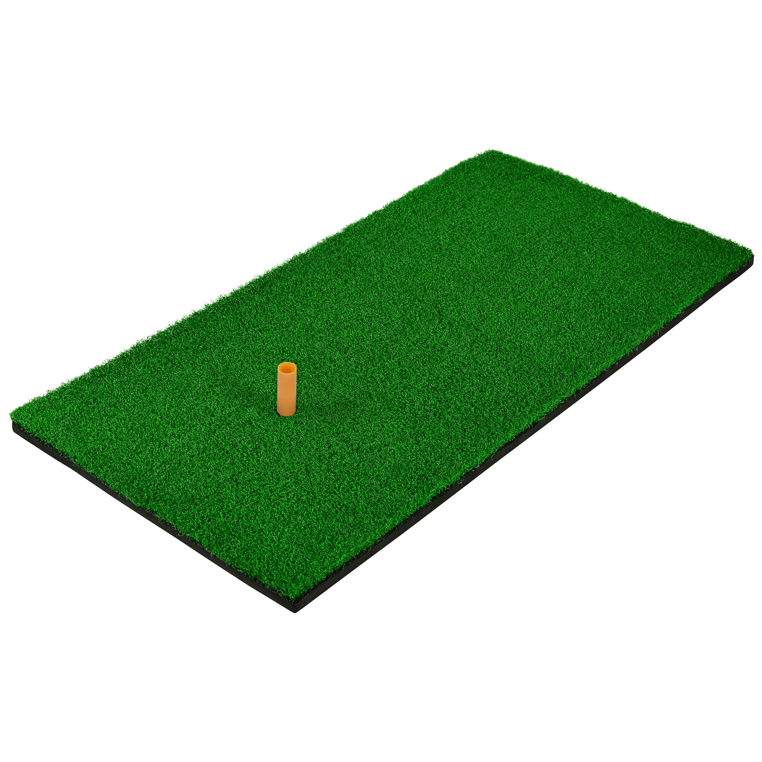 SwingPath Golf Mat 12''x24'' - Ships Flat, Never Rolled by SwingPath