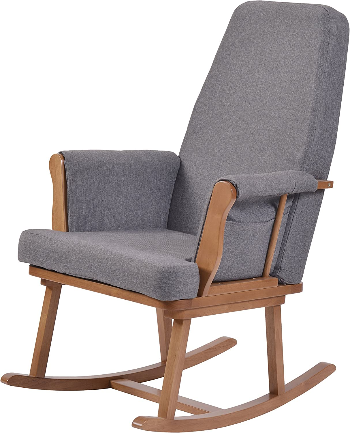 Kub Haldon Nursing Rocking Chair Dark