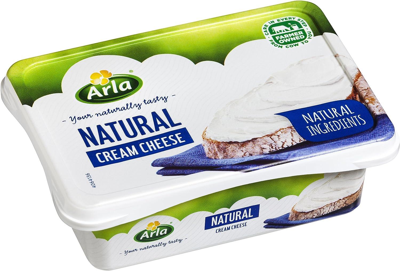Arla Queso de Untar, 100% Natural, 250g (Refrigerado ...