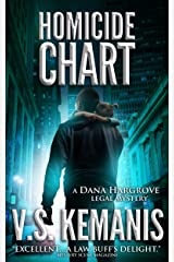 Homicide Chart (A Dana Hargrove Legal Mystery) Kindle Edition