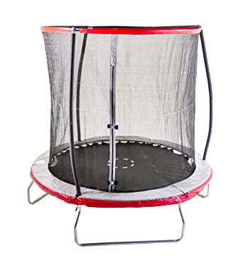 Amazon Sportspower 8 Trampoline With Steelflex Enclosure