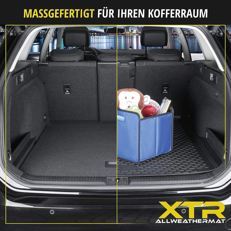 B6 Variant Baujahr 2005 bis 2010 Walser XTR Kofferraumwanne kompatibel mit VW Passat