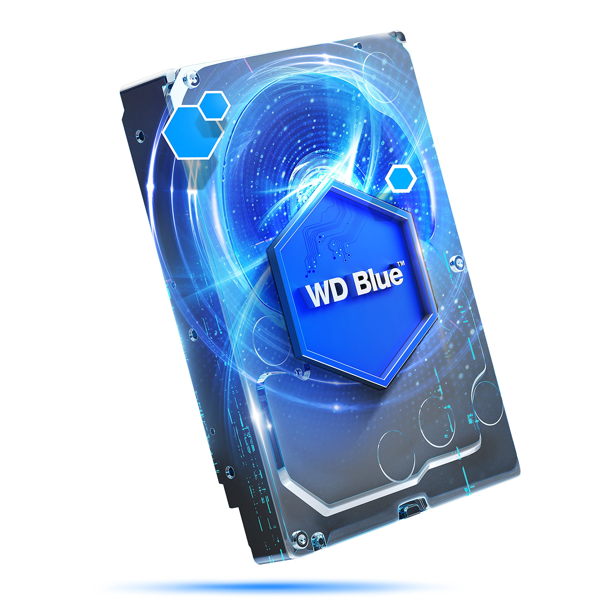 WD Blue 500GB Desktop Hard Disk Drive - 7200 RPM Class SATA 6Gb/s 32MB Cache 3.5 Inch - WD5000AZLX