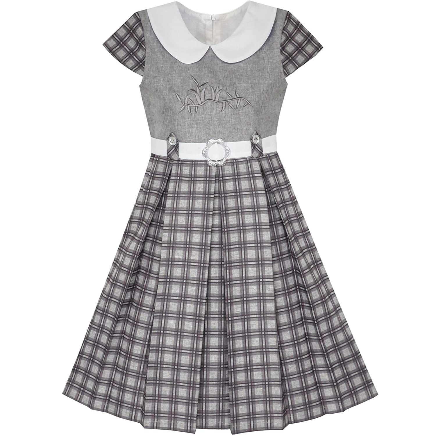2179c96db2667 Girls\' dress size 4-14 suitable for age 4 to 14 years girls. Please read  detail size measurement ...