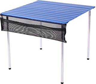 product image for Camp Time, Roll-a-Table, Fold Up Roll Out Table Top, Compact, Portable, USA Made