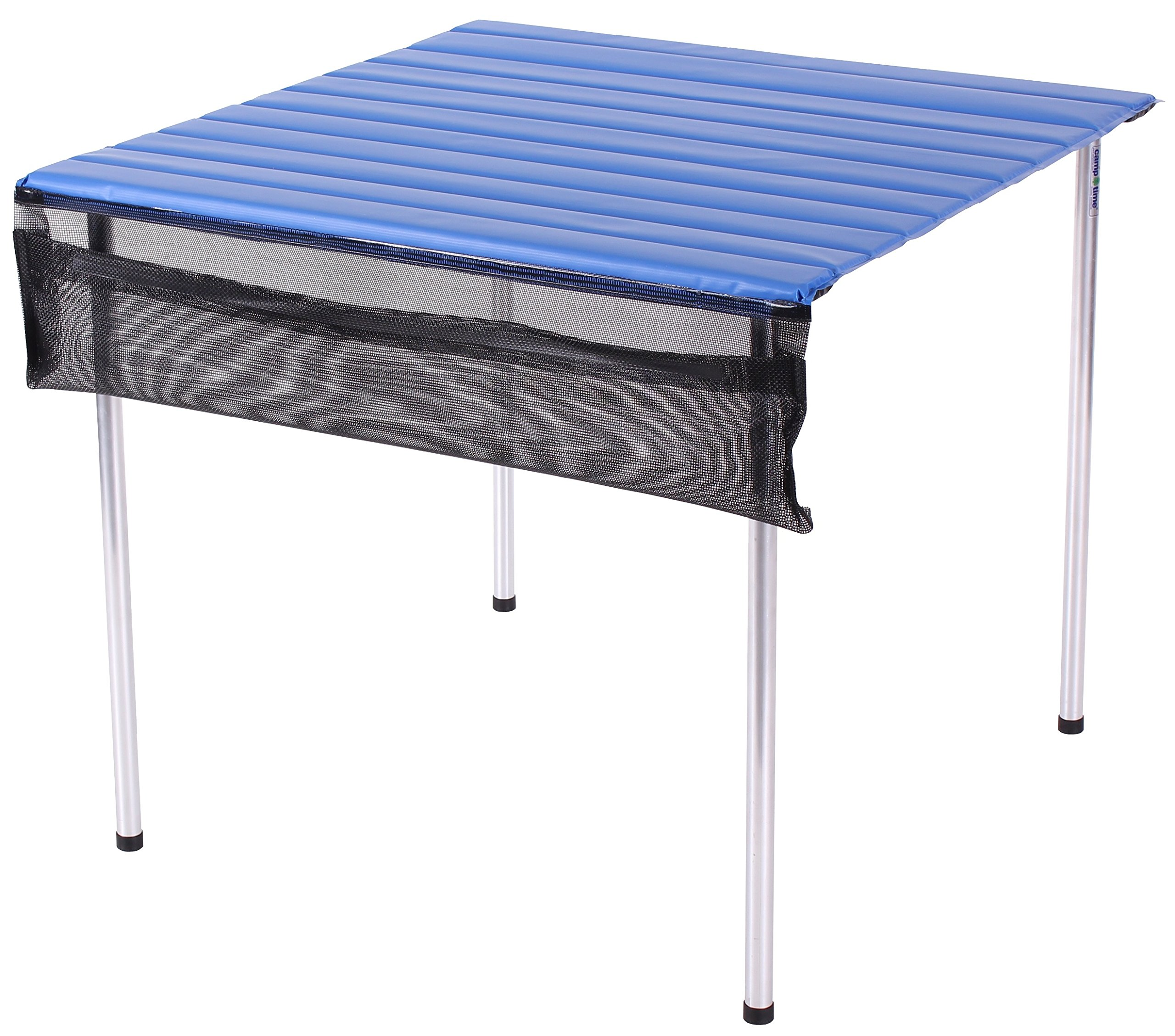 Camp Time, Roll-a-Table, Fold Up Roll Out Table Top, Compact, Portable, USA Made by Camp Time