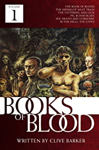 The Books of Blood - Volume 1