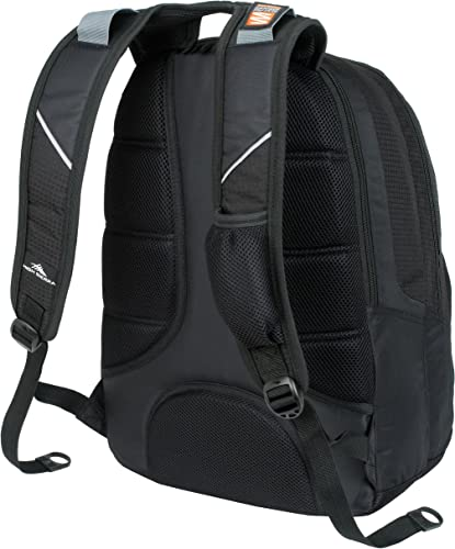 High Sierra Cyclone Daypack Black