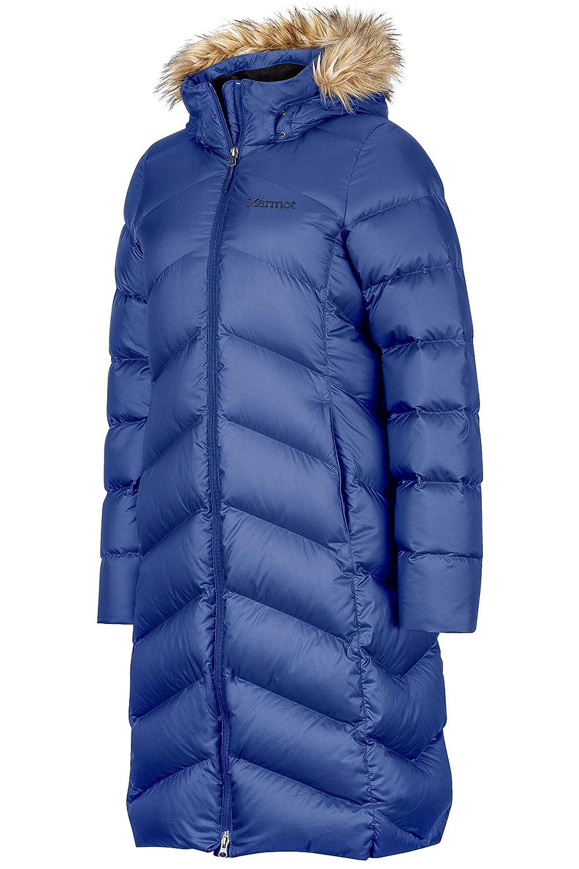 b076ee039 Marmot Montreaux Women's Full-Length Down Puffer Coat, Fill Power 700