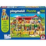 Schmidt - 56163 - Puzzle - à La Ferme - 100 Pièces