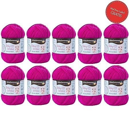 Schachenmayr Baby Smiles Lenja Soft 25g//85 m Fb.1036 pink