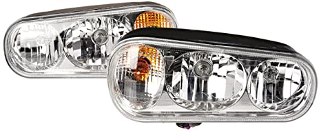 Amazon Buyers Products 1311100 Universal Snowplow Light Kit. Buyers Products 1311100 Universal Snowplow Light Kit. Wiring. Blizzard Plow Light Bar Wiring Diagram At Scoala.co