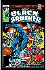 Black Panther (1977-1979) #9 (English Edition) eBook Kindle
