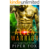 Sworn to the Alien Warrior: A BBW and Alien Warrior Romance (Last Warriors of Dilaria Book 2)