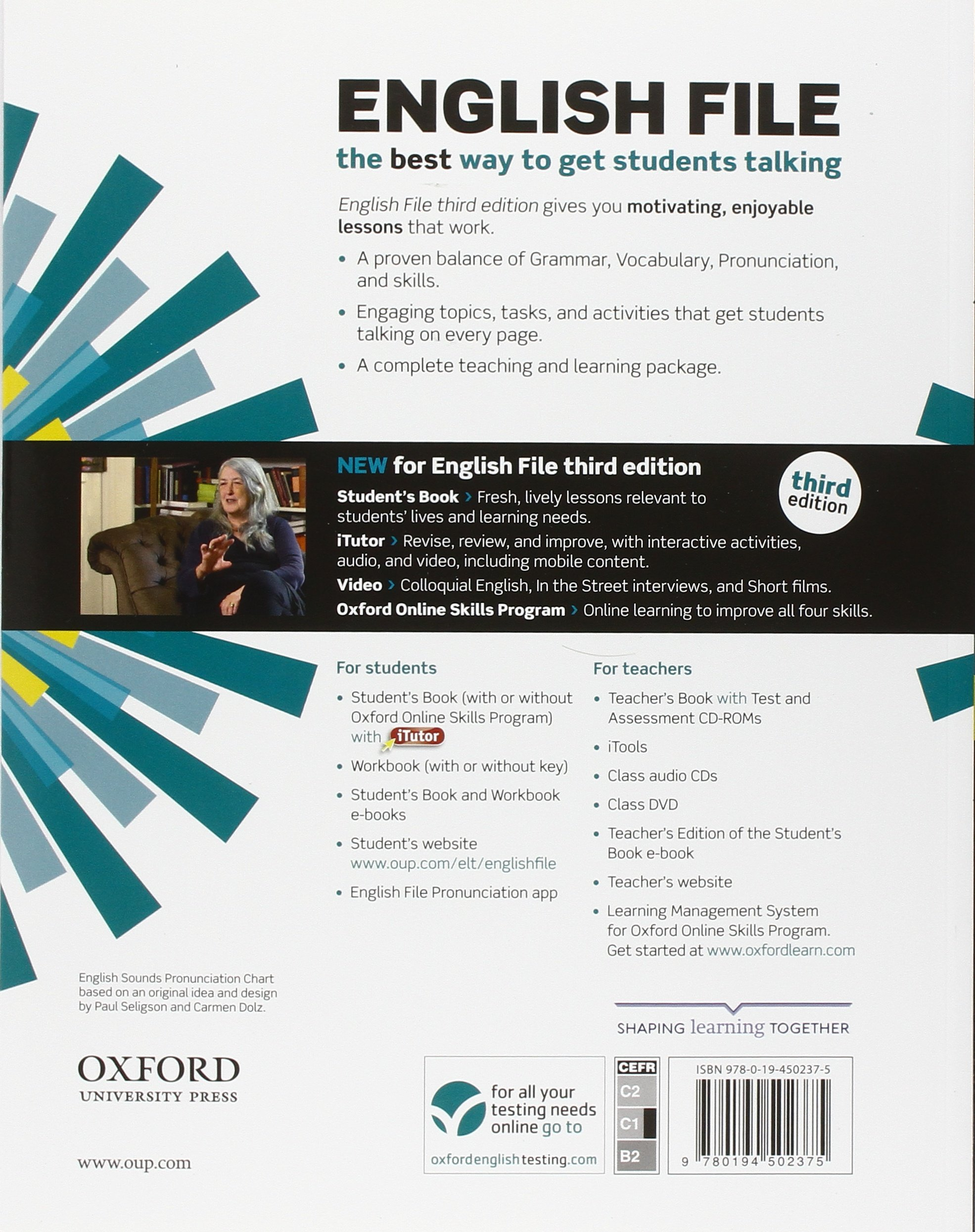 New English File Advanced Students Book Key
