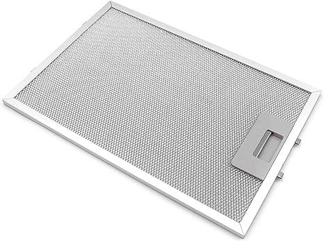 vhbw Filtro para grasa de metal de repuesto para campana extractora Siemens LC75950/01, LC75950SD/01, LC75950SD/02, LC75951/01.: Amazon.es: Grandes electrodomésticos