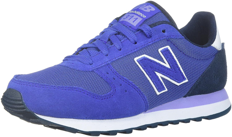 New Balance Women's 311v1 Sneaker B06XX8WZTZ 6 B(M) US|Blue Iris/Violet